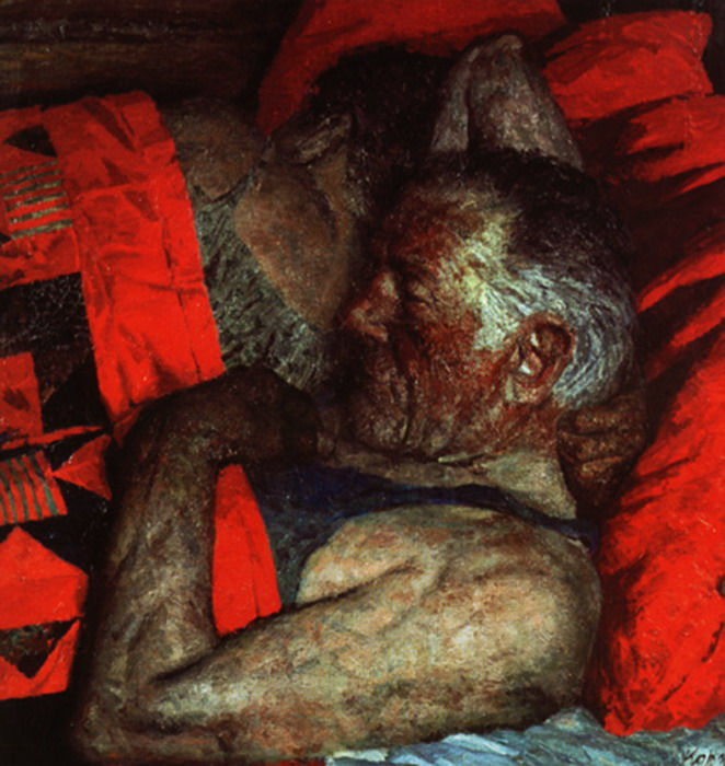 Старые раны. 1967 (662x700, 137Kb)