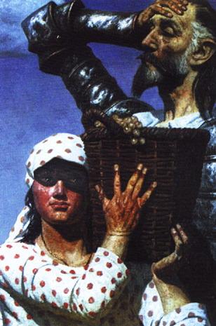 ДУЛЬСИНЕЯ И РЫЦАРЬ1997-1998 (308x465, 61Kb)