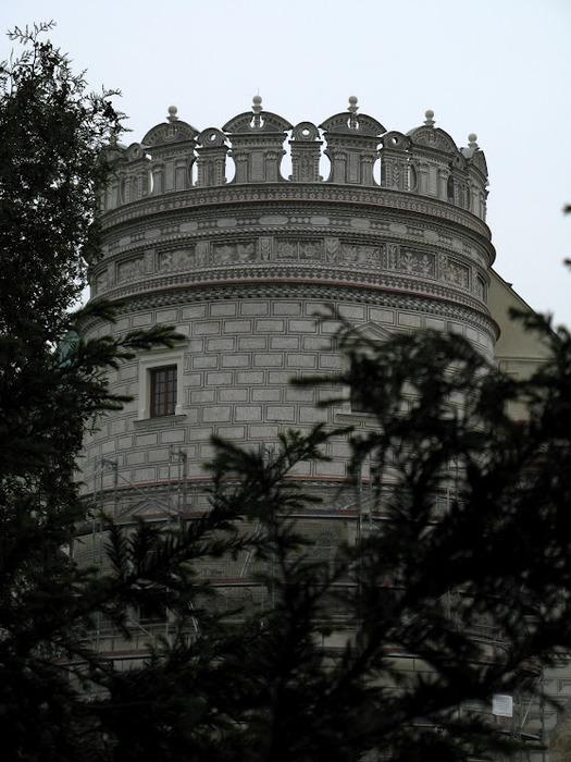 Замок Красицких - гармония красоты и покоя 25880