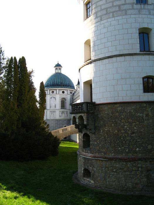 Замок Красицких - гармония красоты и покоя 87493