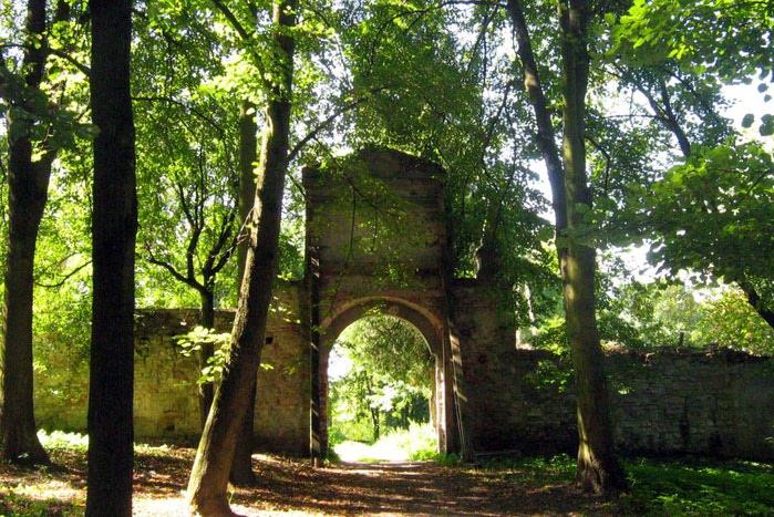 Замок Красицких - гармония красоты и покоя 13158