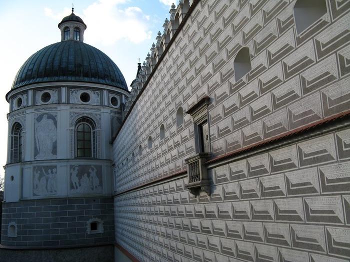 Замок Красицких - гармония красоты и покоя 17926