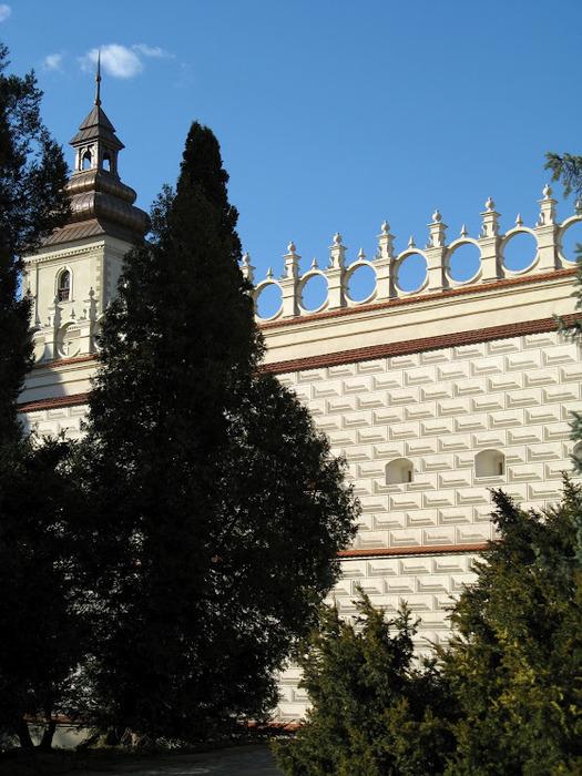 Замок Красицких - гармония красоты и покоя 94891