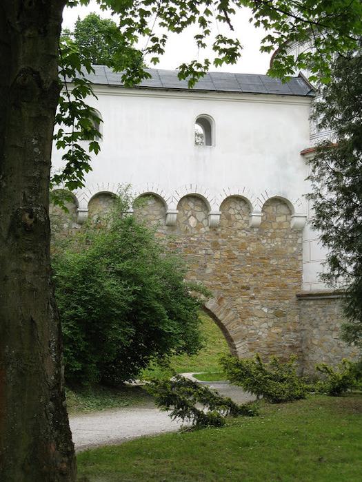 Замок Красицких - гармония красоты и покоя 62617