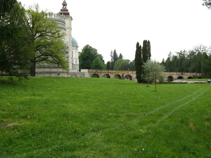 Замок Красицких - гармония красоты и покоя 96048