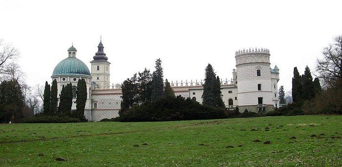 Замок Красицких - гармония красоты и покоя 20658