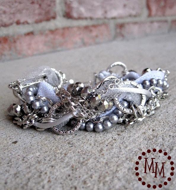 Silver Braided Bracelet 8 (594x640, 125Kb)