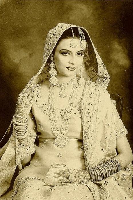 Портретные фото невест из Индии 50 (465x700, 357Kb)