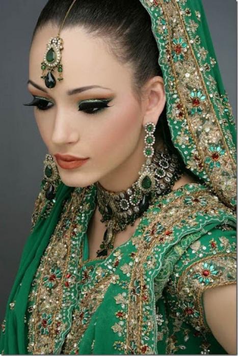 Портретные фото невест из Индии 59 (467x700, 382Kb)