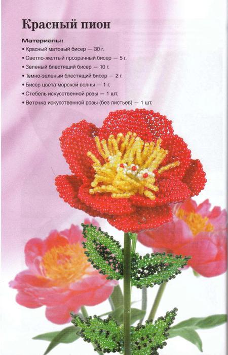 Вирко Елена - Цветы из бисера. Комнатные и садовые(Беспроволочная техника плетения) 2011_48 (450x700, 54Kb)