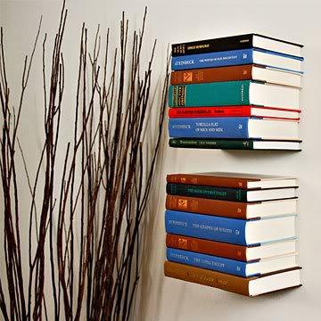 5 предметов, способных обновить ваш интерьер: мини-библиотека