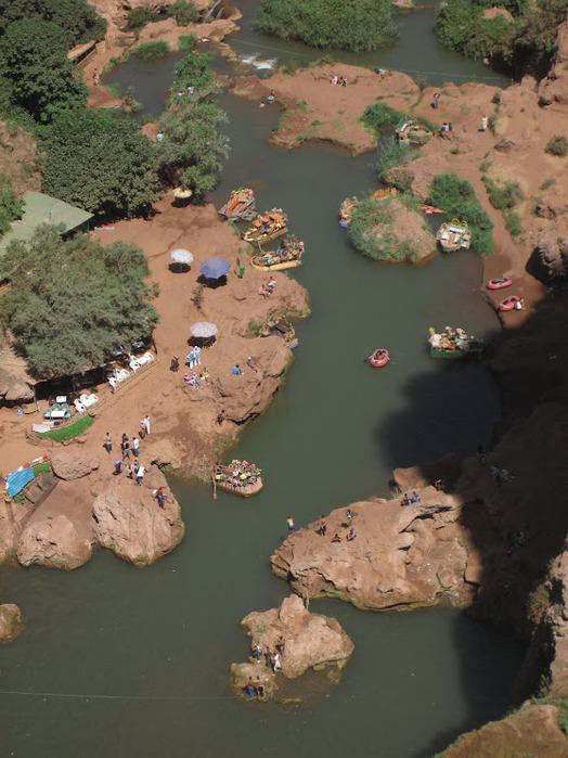 Водопад Узуд– Покрывало влюбленных в Марокко. 52551