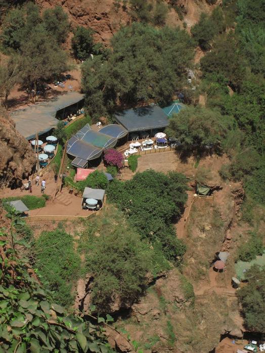 Водопад Узуд– Покрывало влюбленных в Марокко. 66893