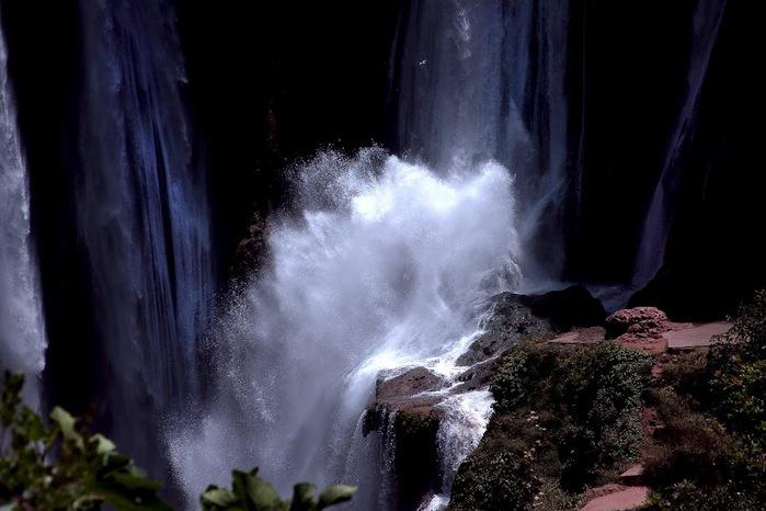 Водопад Узуд– Покрывало влюбленных в Марокко. 49679