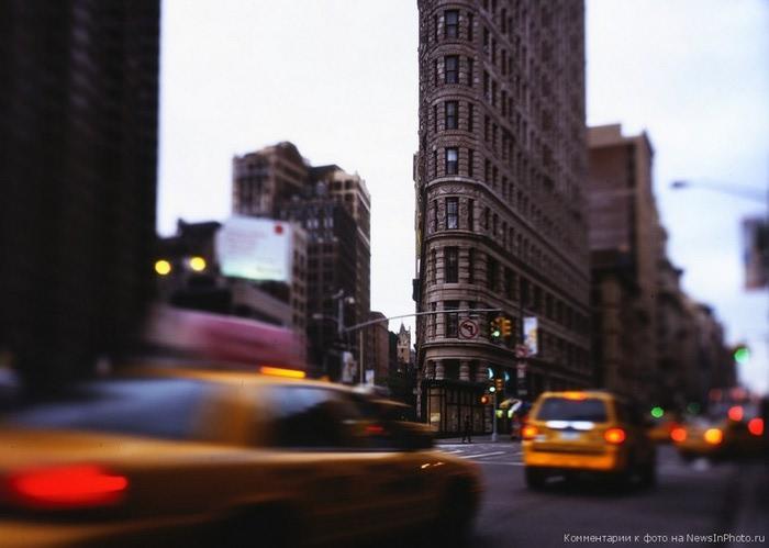 Городские пейзажи Нью-Йорка на фото Эндрю Мейса (Andrew Mace)  2 (700x499, 59Kb)