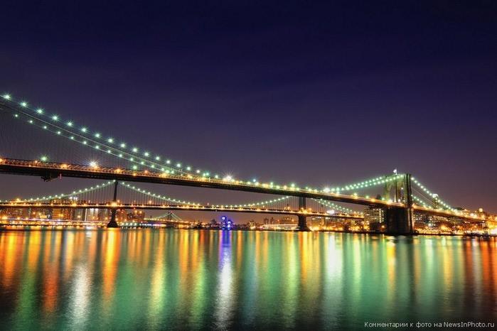 Городские пейзажи Нью-Йорка на фото Эндрю Мейса (Andrew Mace)  4 (700x466, 71Kb)