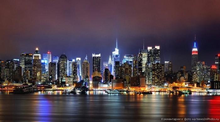 Городские пейзажи Нью-Йорка на фото Эндрю Мейса (Andrew Mace)  6 (700x390, 69Kb)