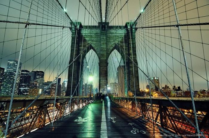Городские пейзажи Нью-Йорка на фото Эндрю Мейса (Andrew Mace)  23 (700x464, 136Kb)