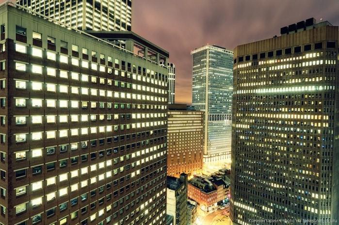 Городские пейзажи Нью-Йорка на фото Эндрю Мейса (Andrew Mace)  25 (700x464, 143Kb)