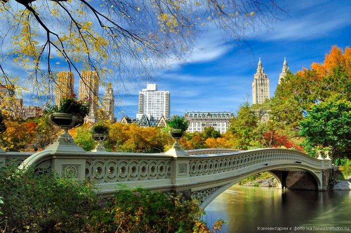 Городские пейзажи Нью-Йорка на фото Эндрю Мейса (Andrew Mace)  29 (700x464, 145Kb)