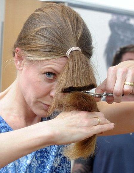 Как подстригаться в домашних условиях