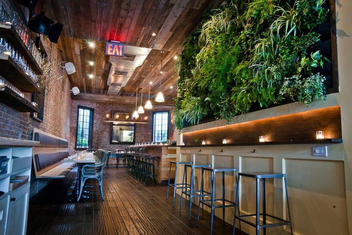 ресторан в фермерском стиле фото (700x466, 248Kb)