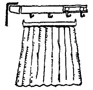 Шторы - безупречно-ровными складочками 18837