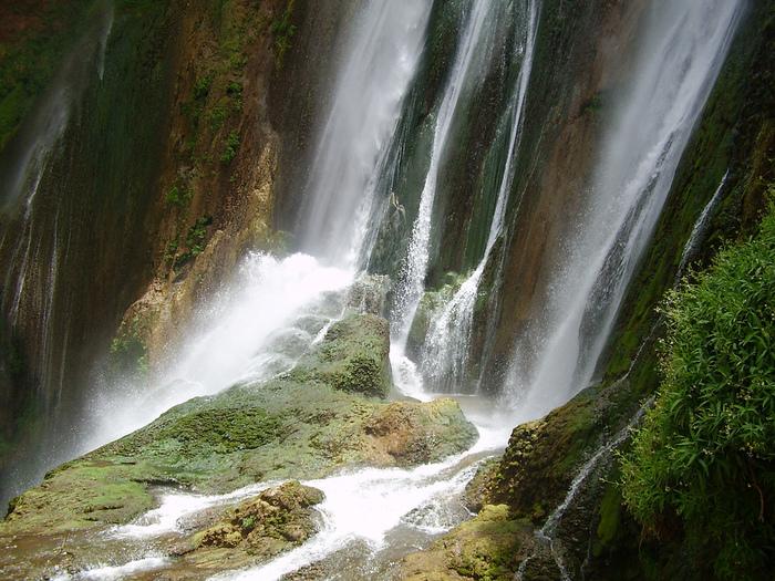 Водопад Узуд– Покрывало влюбленных в Марокко. 89179