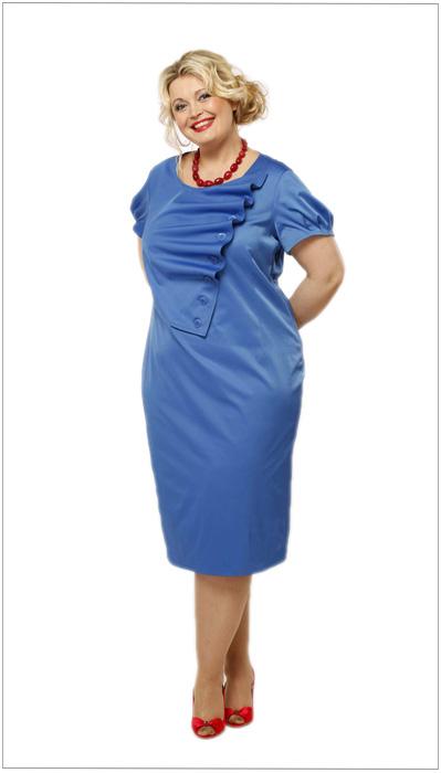 Французская Женская Одежда Больших Размеров С Доставкой