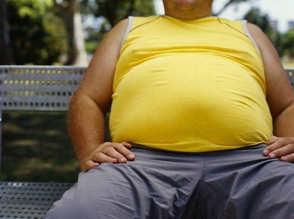 бег жир на животе