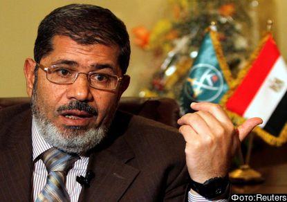 президент Мухаммед Мурси