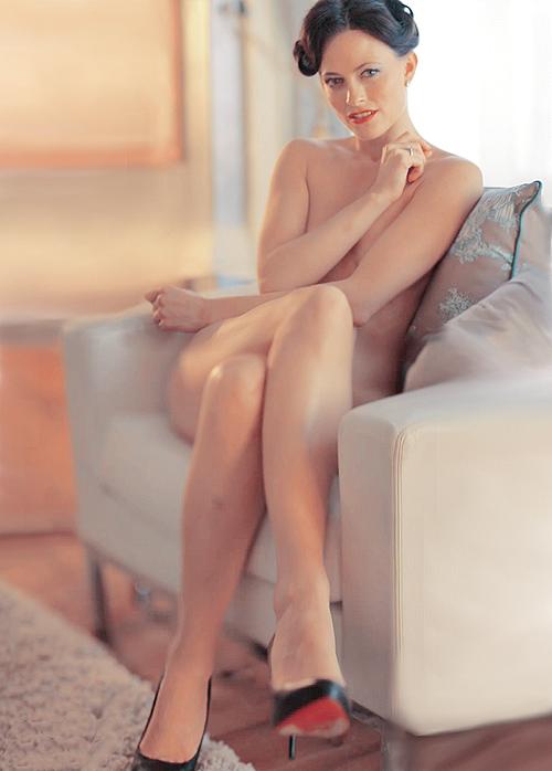 Лара пулвер фото голая
