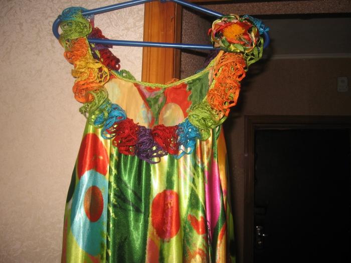 вязание детям платье 1 5 года девочка