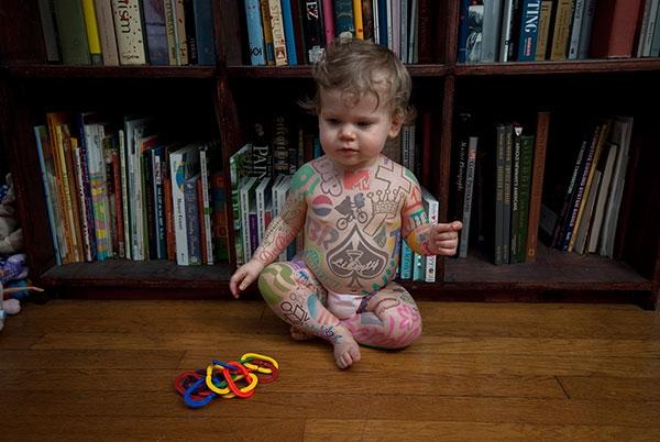 прикольные татуировки фото 4 (600x402, 161Kb)