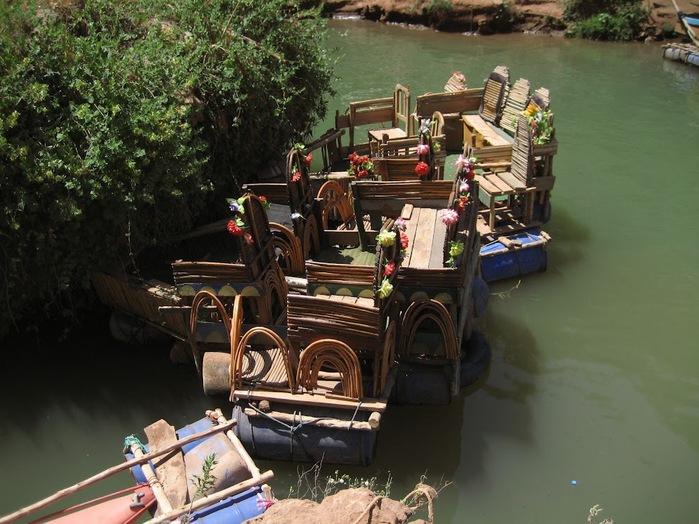 Водопад Узуд– Покрывало влюбленных в Марокко. 48163