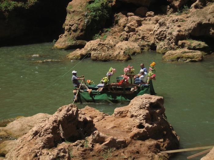 Водопад Узуд– Покрывало влюбленных в Марокко. 42092