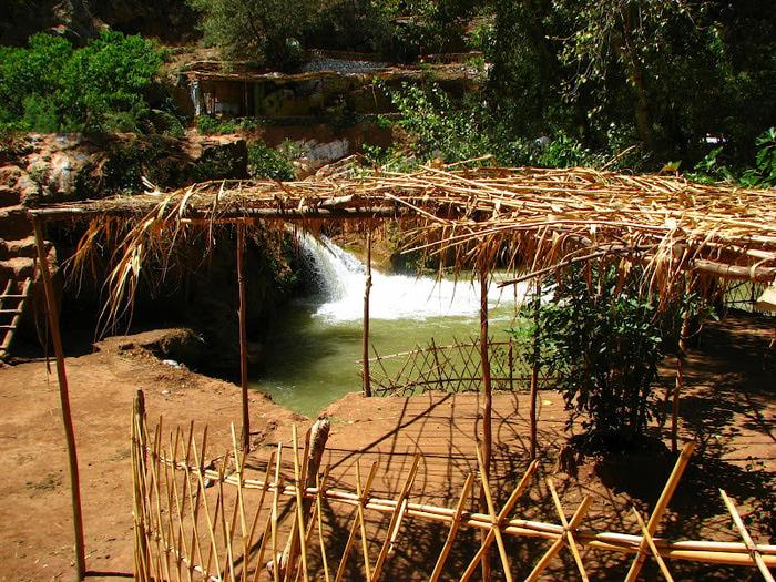 Водопад Узуд– Покрывало влюбленных в Марокко. 22245