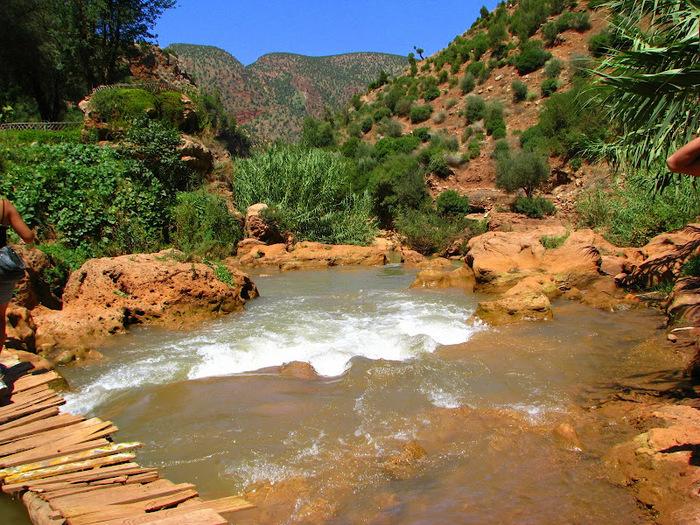 Водопад Узуд– Покрывало влюбленных в Марокко. 97054