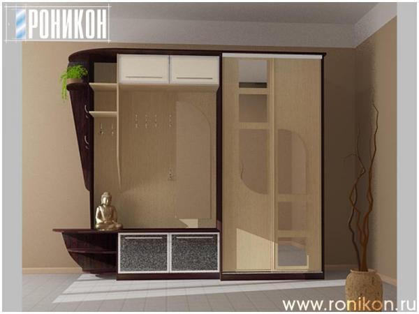 Дизайн узких коридоров в хрущевке фото