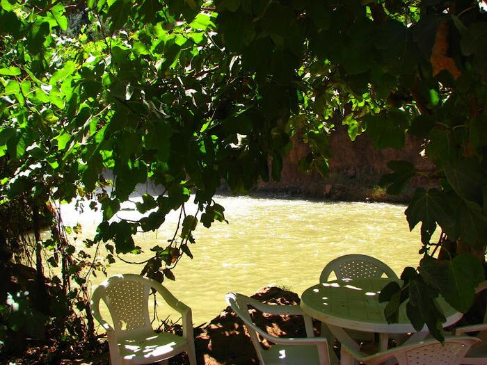 Водопад Узуд– Покрывало влюбленных в Марокко. 86740