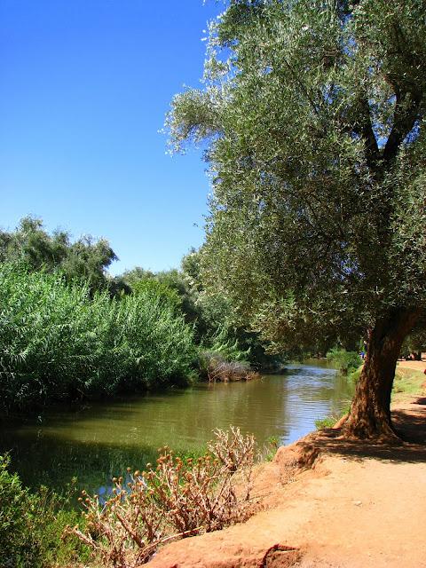 Водопад Узуд– Покрывало влюбленных в Марокко. 12389