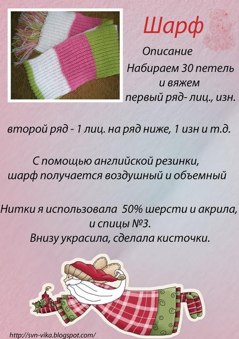 Поздравления к подарку палантин