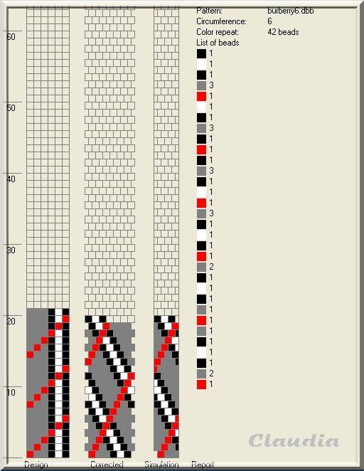 Даже...  Красивые бисерные жгуты со схемами.  Прочитать целикомВ.