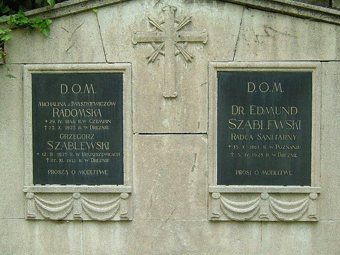 Старое католическое кладбище в Дрездене 84065