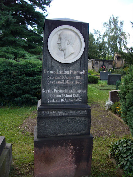 Старое католическое кладбище в Дрездене 10947