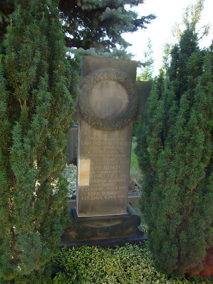 Старое католическое кладбище в Дрездене 33168