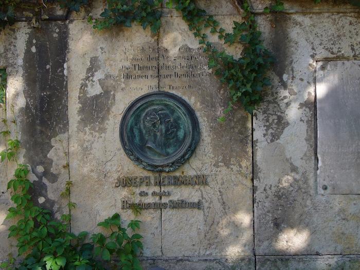 Старое католическое кладбище в Дрездене 15817