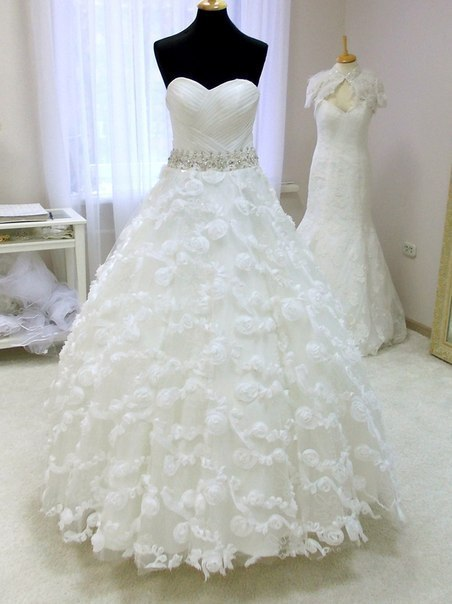 Свадебные Платья И Туфли
