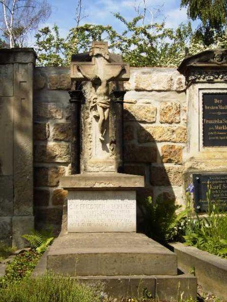 Старое католическое кладбище в Дрездене 40823