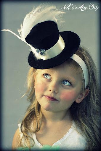 Маленькая шляпка цилиндр своими руками - Keramoplitnn.ru